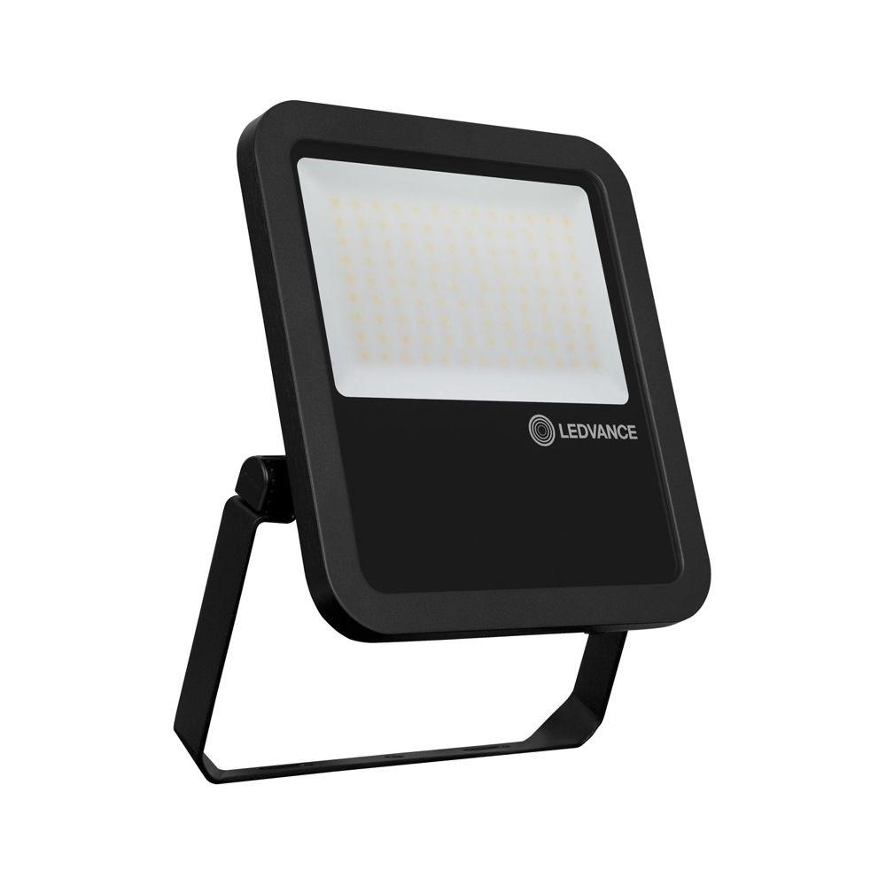 Ledvance LED Breedstraler 80W 3000K 8800lm IP65 | Zwart - Symmetrisch lichtbundel