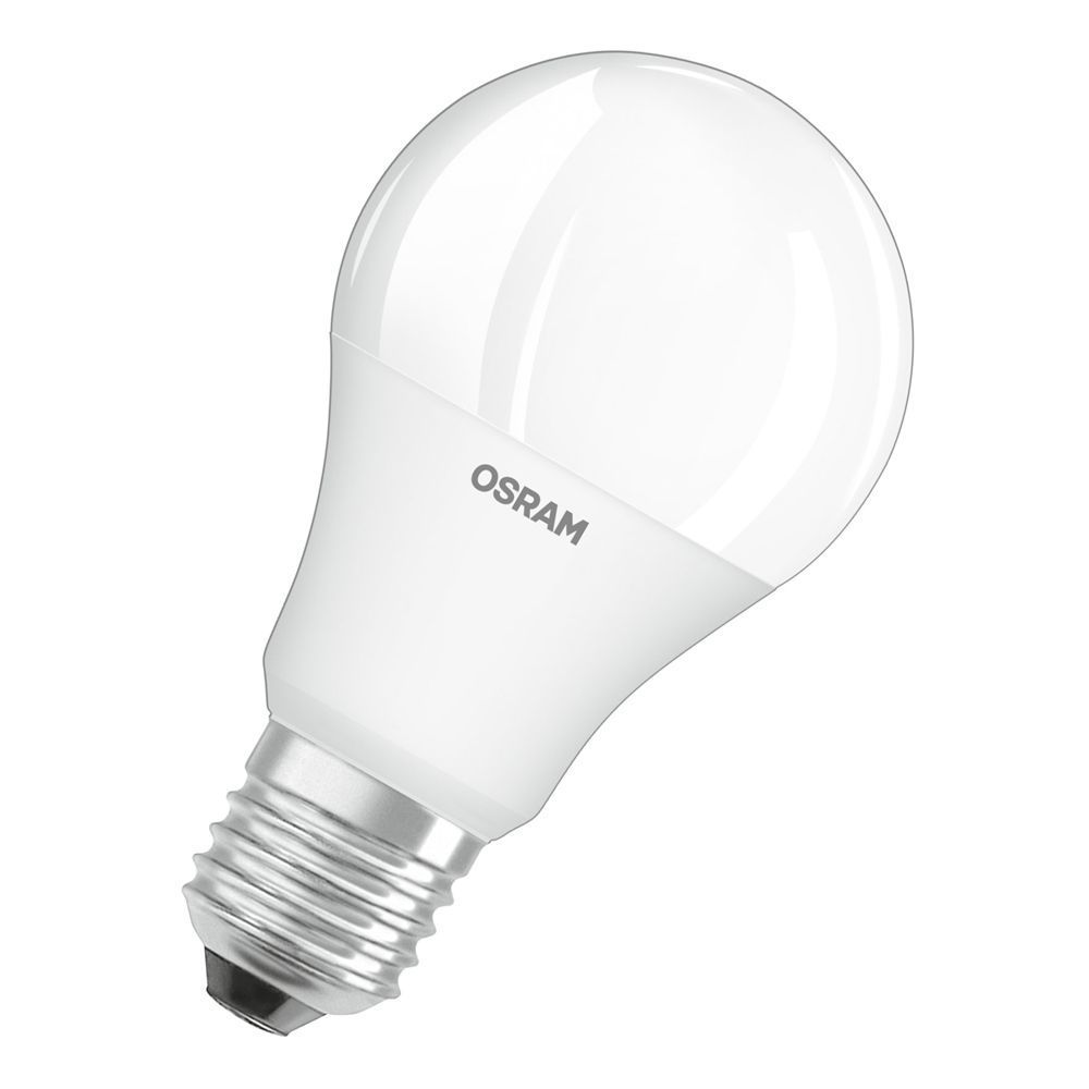Osram LED Retrofit RGBW E27 A60 9W 827 806lm Frosted | Dimmable - Extra Warm White - Replaces 60W
