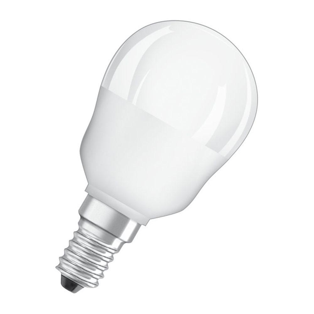 Osram LED Retrofit RGBW E14 P45 5W 827 250lm Mate | Regulable - Luz muy Cálida - Reemplazo 25W
