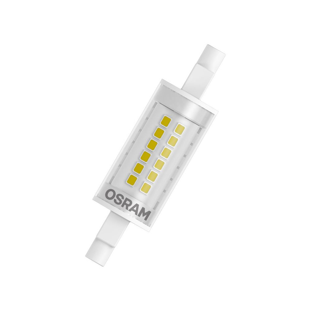 Osram Slim Line Slim R7s 6W 827 806lm Klar | Extra Warmweiß - Ersatz für 60W