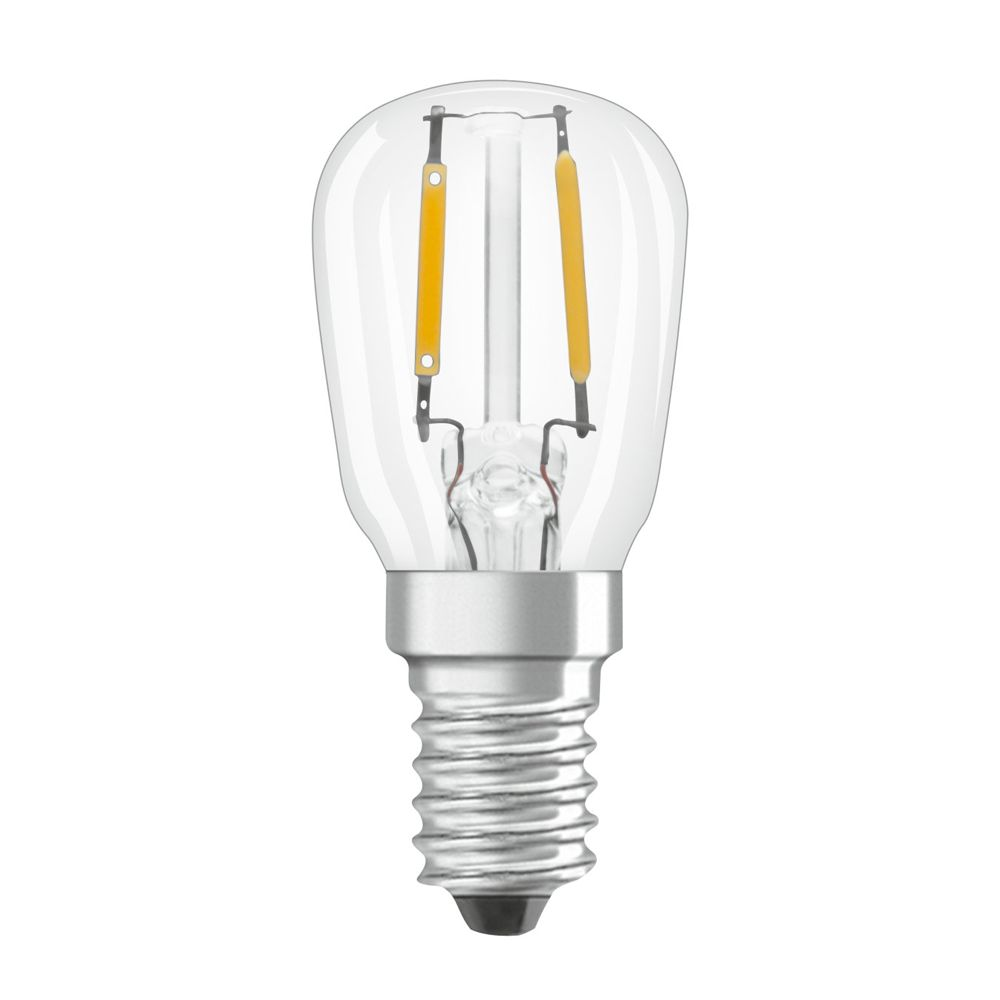 Osram Special T E14 T26 2W 824 50lm Clear | Replacer for 5W