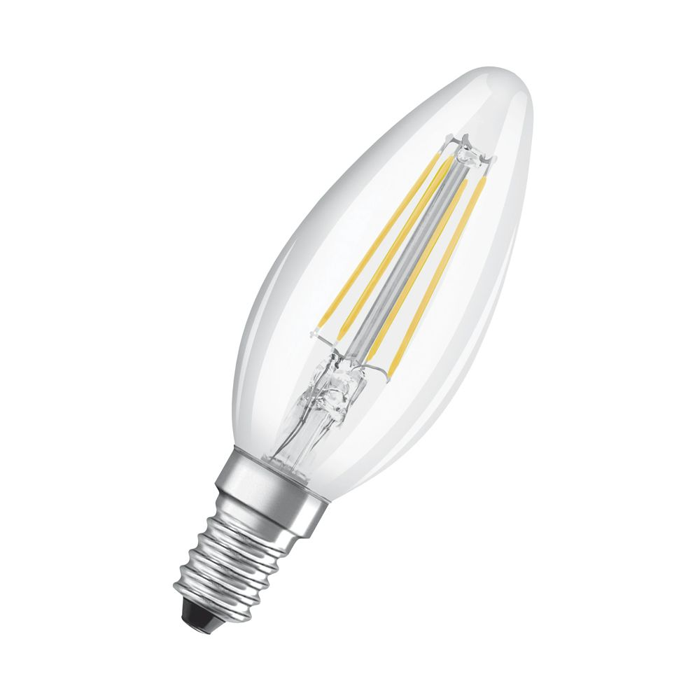 Osram Relax and Active Classic E14 B35 4W 827 470lm Gloeilamp | Vervanger voor 40W