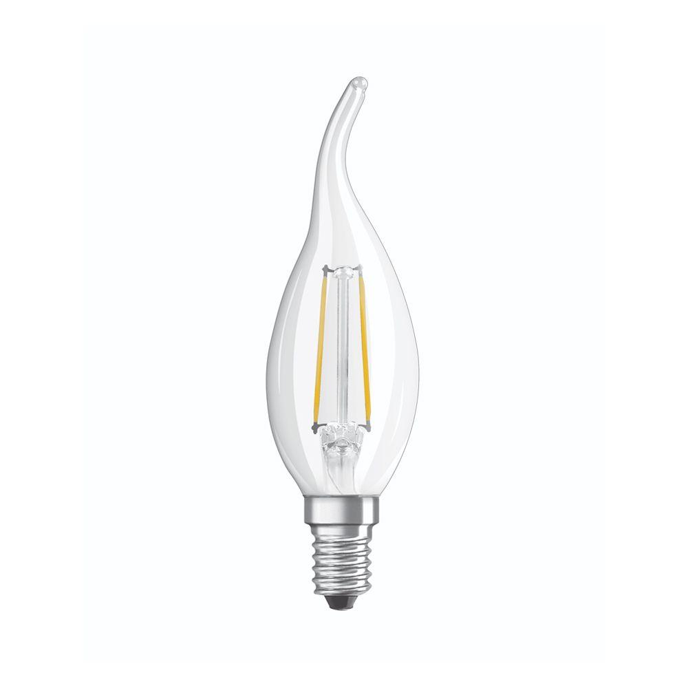 Osram Parathom Retrofit Classic E14 B35 4W 827 470lm Clear | Extra Warm White - Replaces 40W