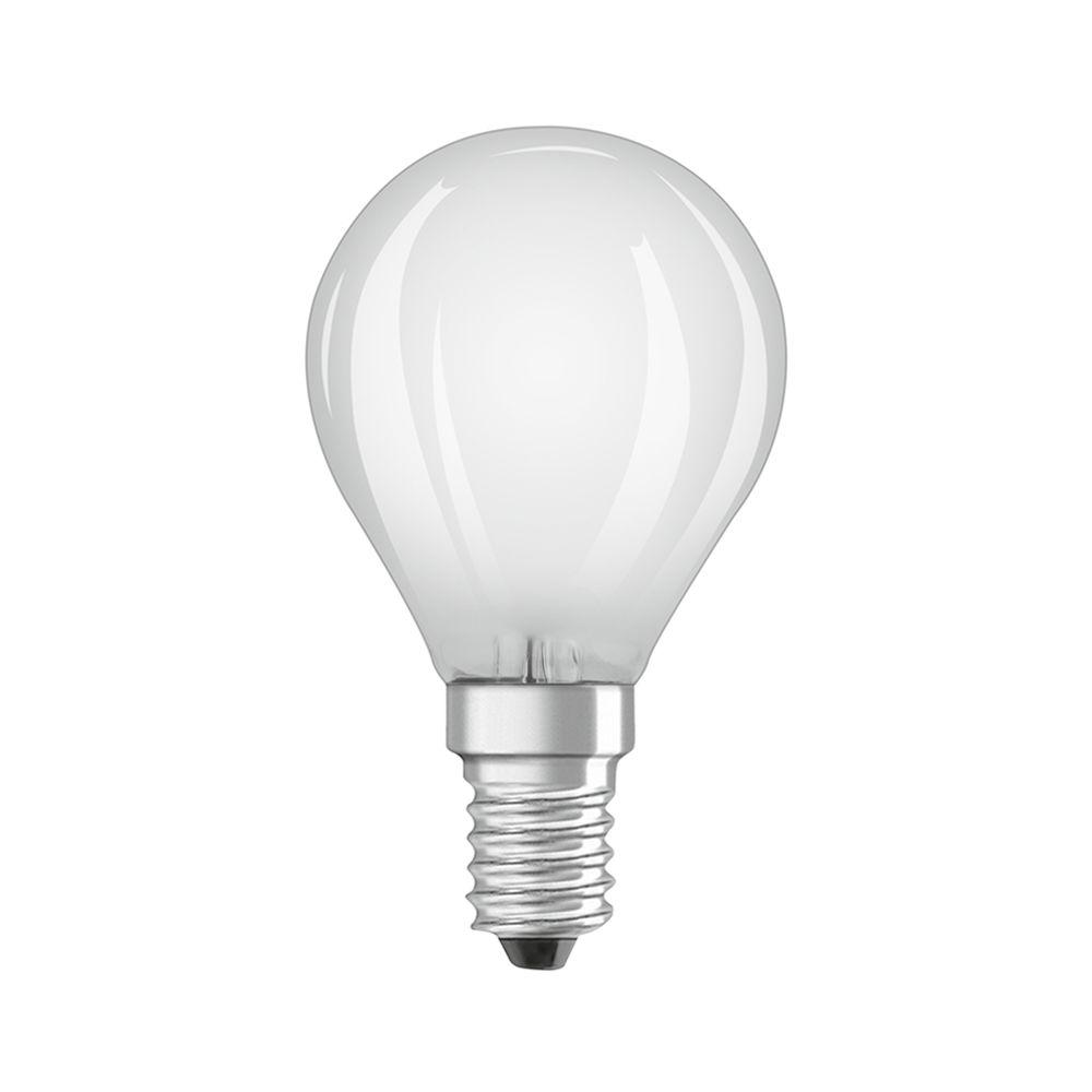 Osram Parathom Retrofit Classic E14 P45 4W 827 470lm Mate | Luz muy Cálida - Reemplazo 40W