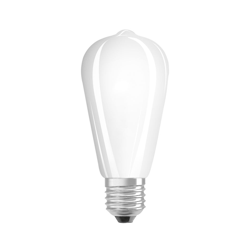 Osram Parathom Retrofit Classic E27 ST64 7W 827 730lm Frosted | Extra Warm White - Replaces 55W