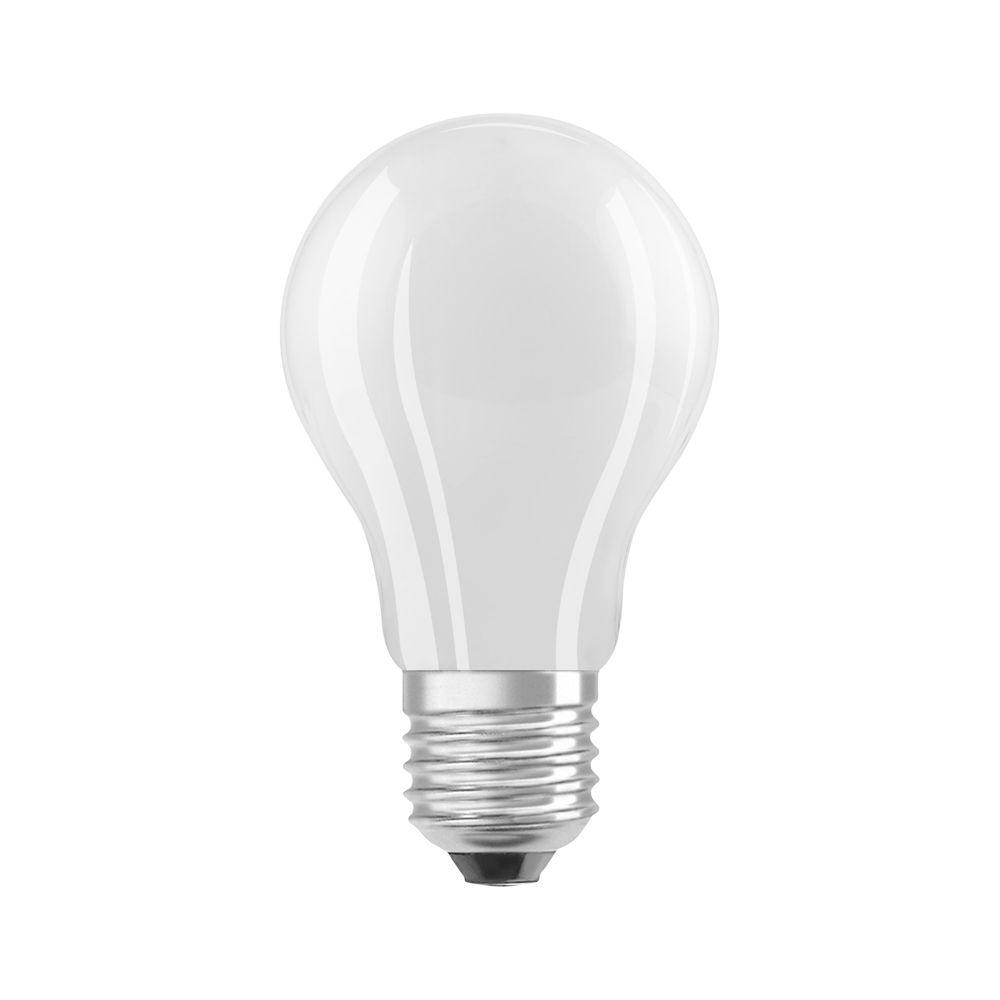 Osram Parathom Retrofit Classic E27 A60 7W 827 806lm matt | dimbar - ekstra varm hvit - erstatter 60W