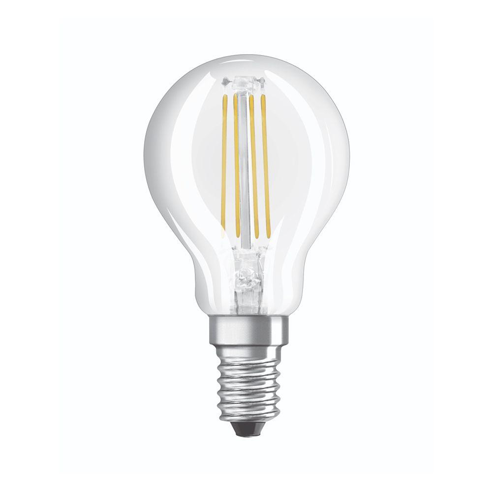 Osram Parathom Retrofit Classic E14 P45 5W 927 470lm Claire | Dimmable - Blanc Très Chaud - Substitut 40W