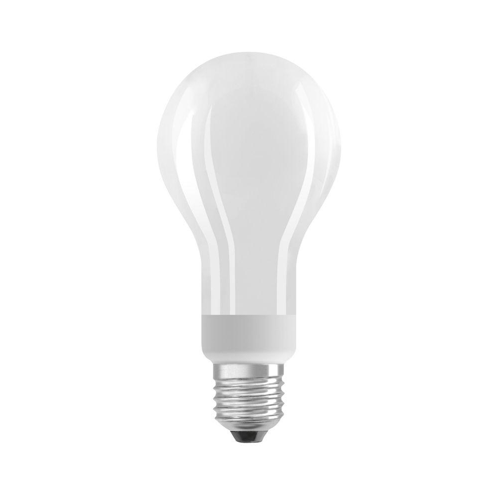 Osram Parathom E27 A67 18W 827 2452lm Mat | Dimbaar - Zeer Warm Wit - Vervangt 150W