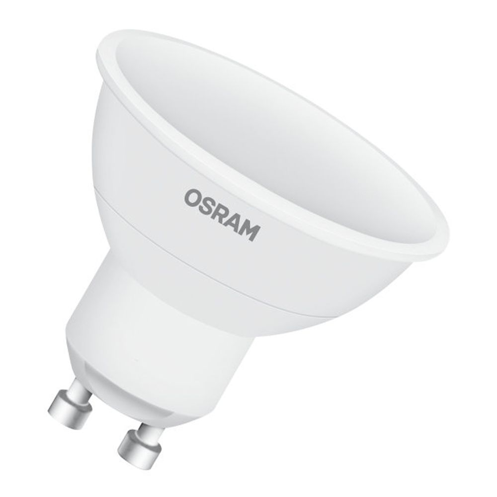Osram LED Retrofit RGBW GU10 5W 827 250lm Matt | Dimmable - Replacer for 25W