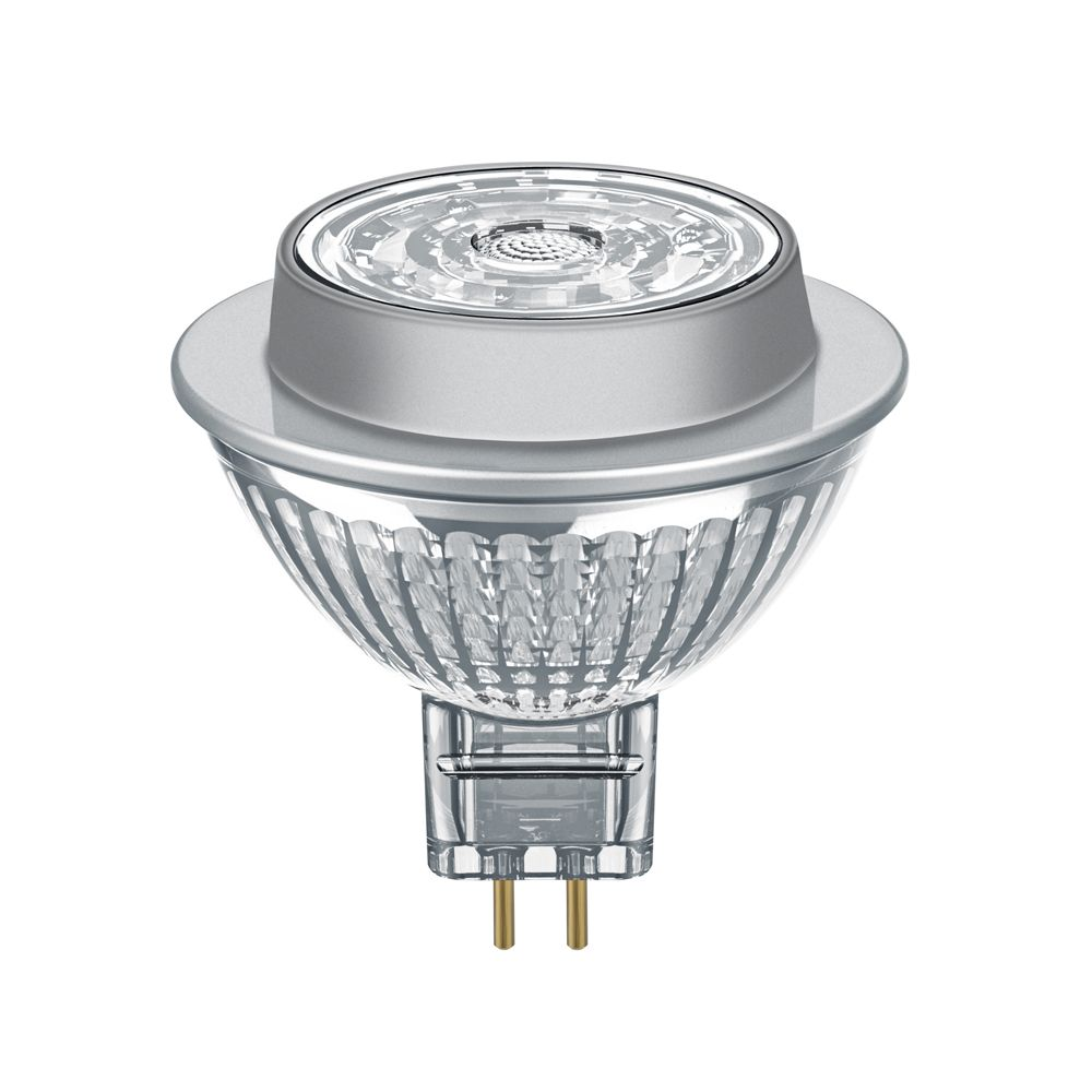 Osram Parathom Pro GU5.3 MR16 7W 840 345lm | Dimmable - Cool White - Replaces 35W