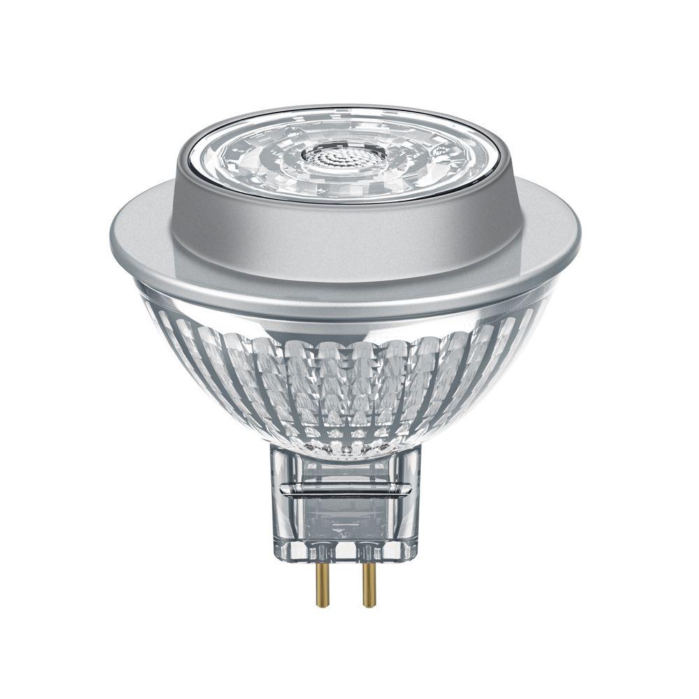 Osram Parathom Pro GU5.3 MR16 7W 840 345lm | Regulable - Blanco Frio - Reemplazo 35W