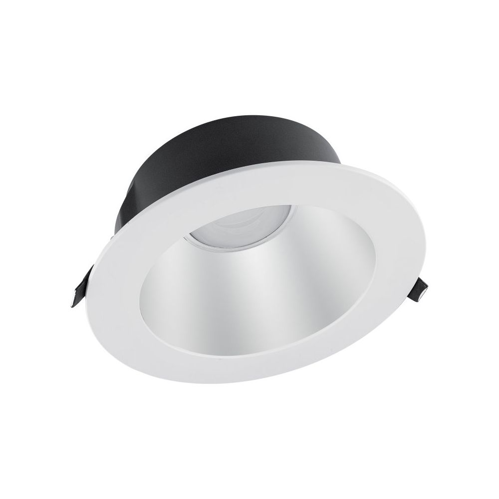 Ledvance LED Downlight Performance DN155 14W 840 1600lm IP54 UGR <19 White | Dali Dimmable - Cool White