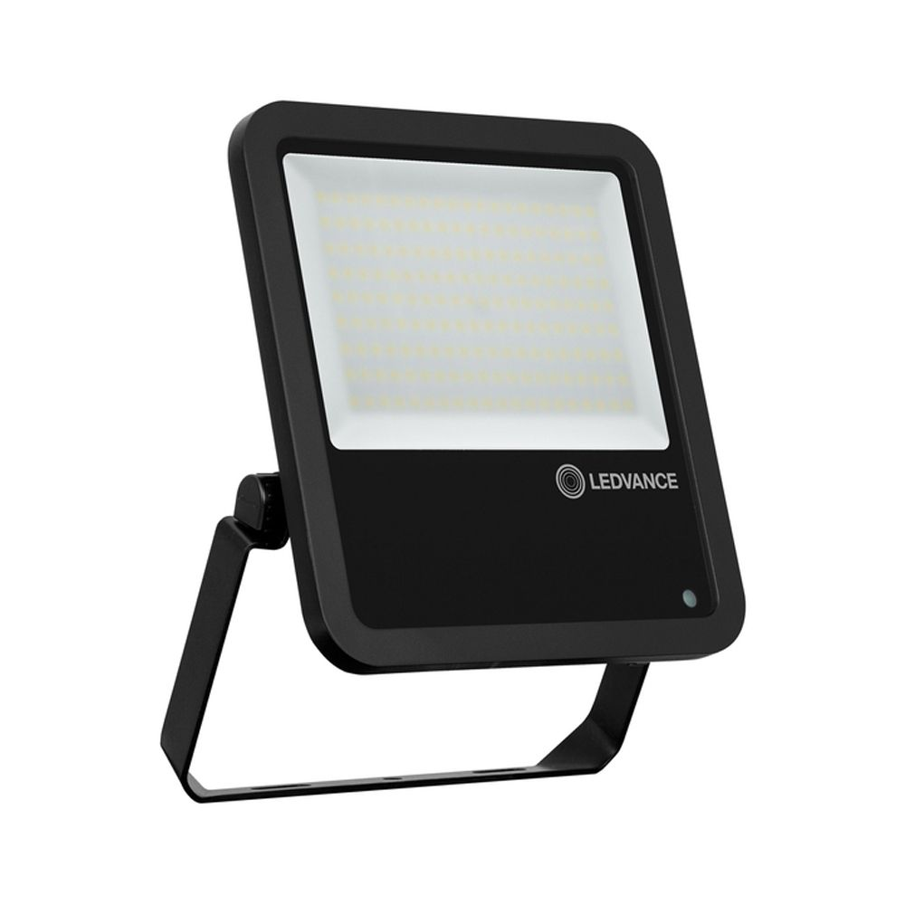 Ledvance LED Floodlight PhotoCell 125W 4000K 15000lm IP65 | Black - Symmetrical