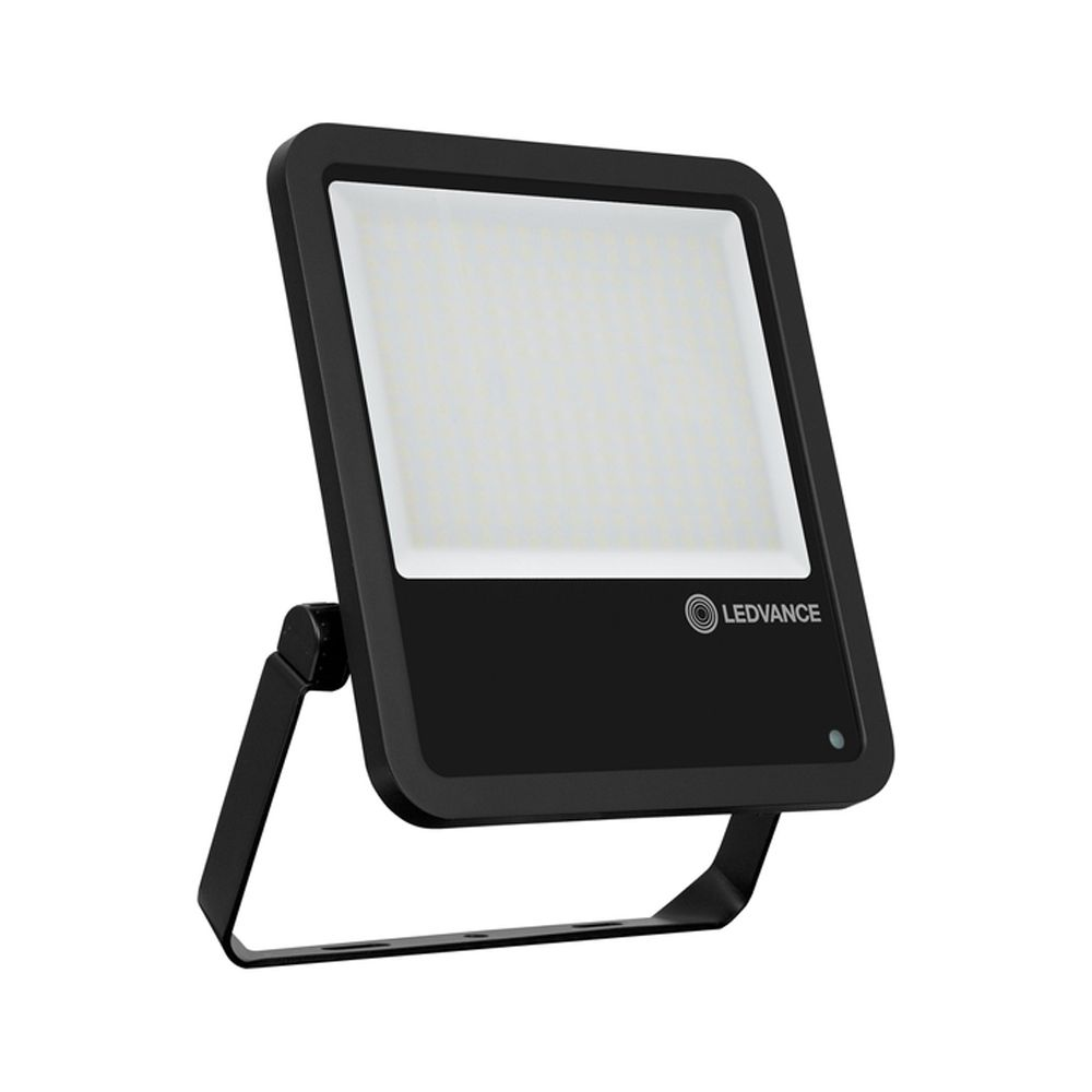 Ledvance LED Floodlight PhotoCell 165W 4000K 20000lm IP65 | Black - Symmetrical