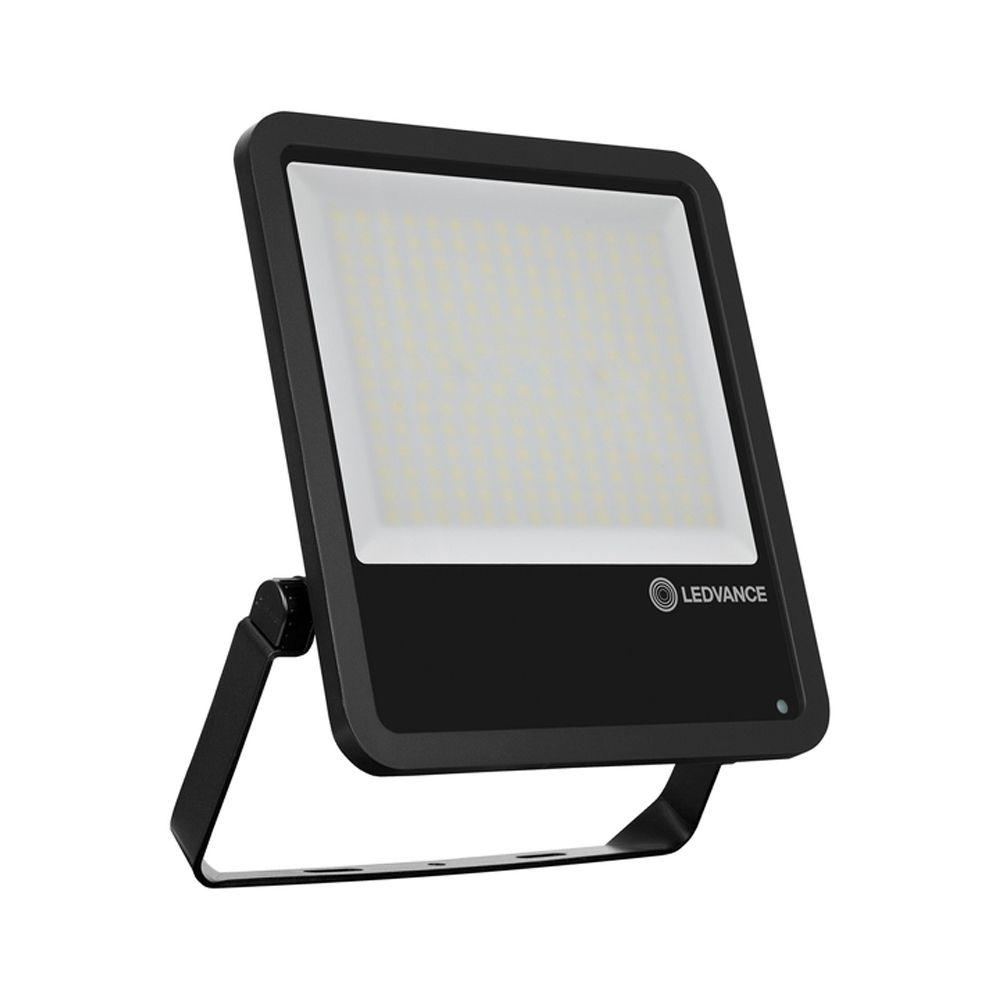 Ledvance LED Breedstraler PhotoCell 200W 4000K 25000lm IP65 | Zwart - Symmetrisch lichtbundel