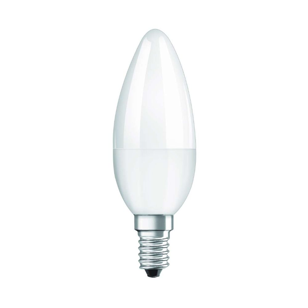 Osram Parathom Classic E14 B35 5W 827 470lm Frosted | Dimmable - Extra Warm White - Replaces 40W