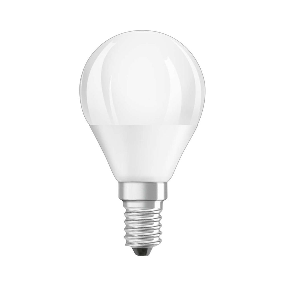 Osram Parathom Classic E14 P40 5W 827 470lm Frosted | Dimmable - Extra Warm White - Replaces 40W