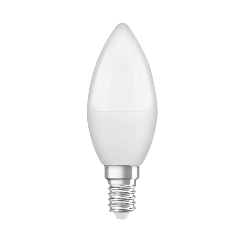 Osram Parathom Classic E14 B40 6W 827 470lm Frosted | Extra Warm White - Replaces 40W