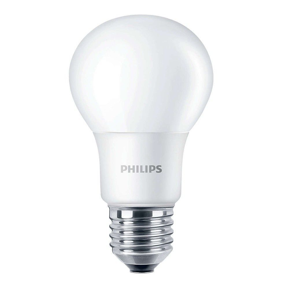 Philips CorePro LEDbulb E27 A60 7.5W 840 A60 Frosted | Replaces 60W