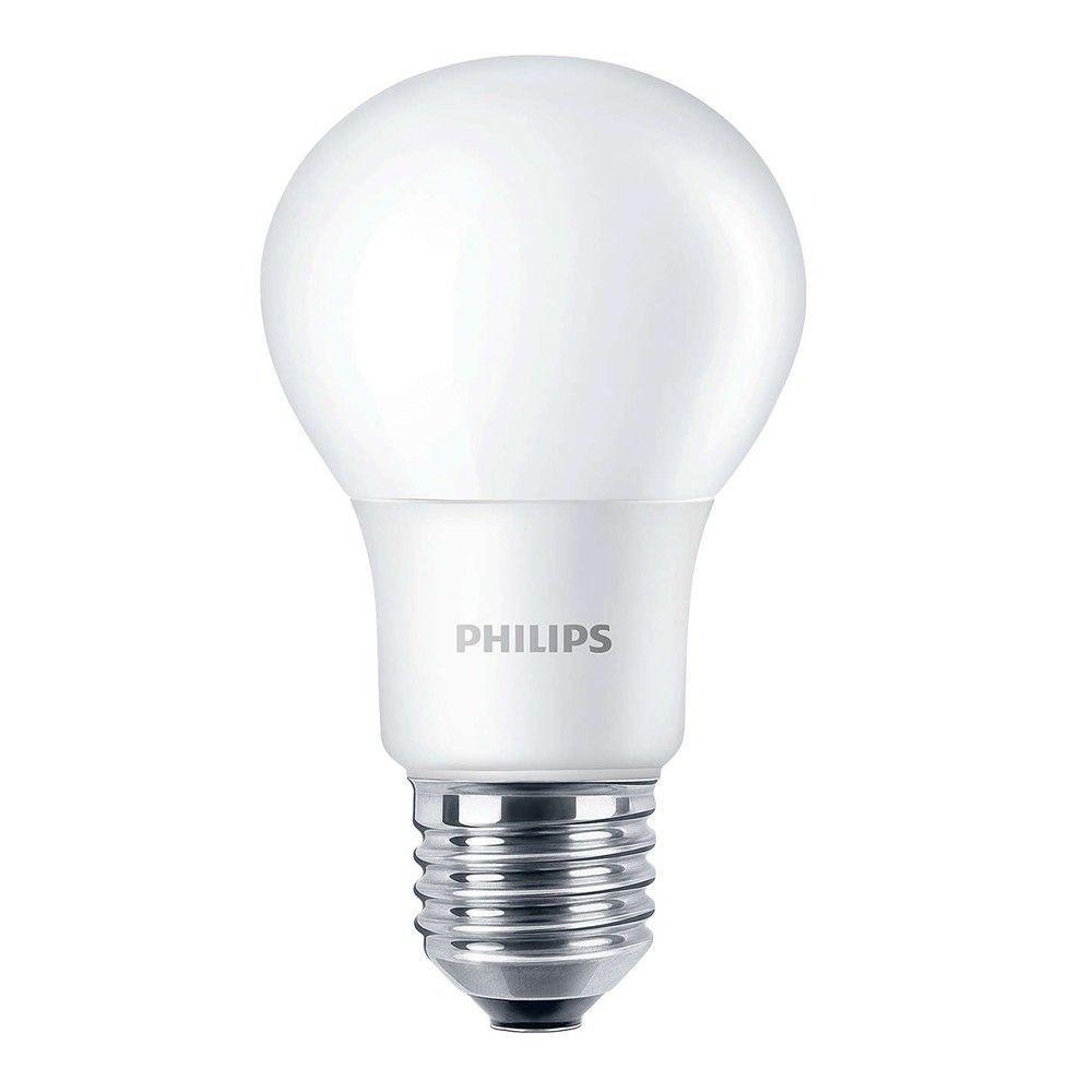 Philips CorePro LEDbulb E27 A60 7.5W 840 A60 matt | erstatter 60W