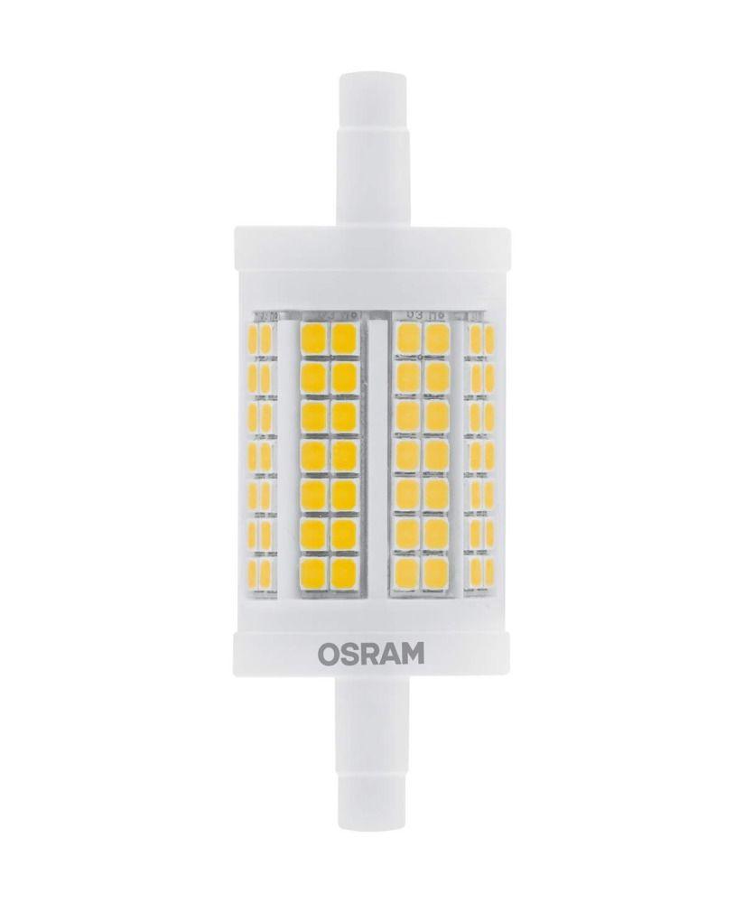Osram Parathom Line R7s 78mm 11.5W 827   Extra Luz Cálida - Reemplazo 100W