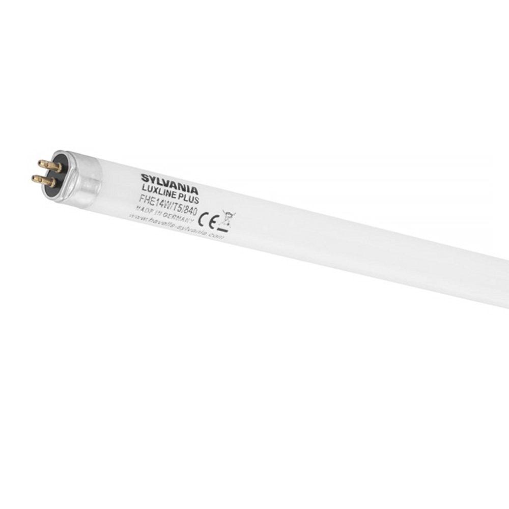 Sylvania T5 F6W 33-640 Emergency | 22.5cm - Kallvit
