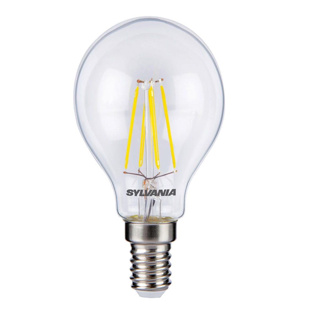 Sylvania ToLEDo Retro Ball B14 Clear 2.5W | Replaces 25W