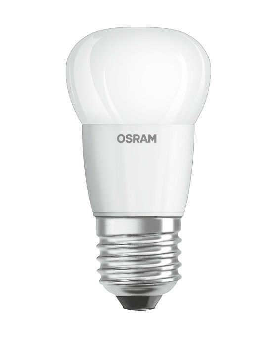 Osram LED Star Classic E27 P 5W 827 Frosted | Replaces 40W