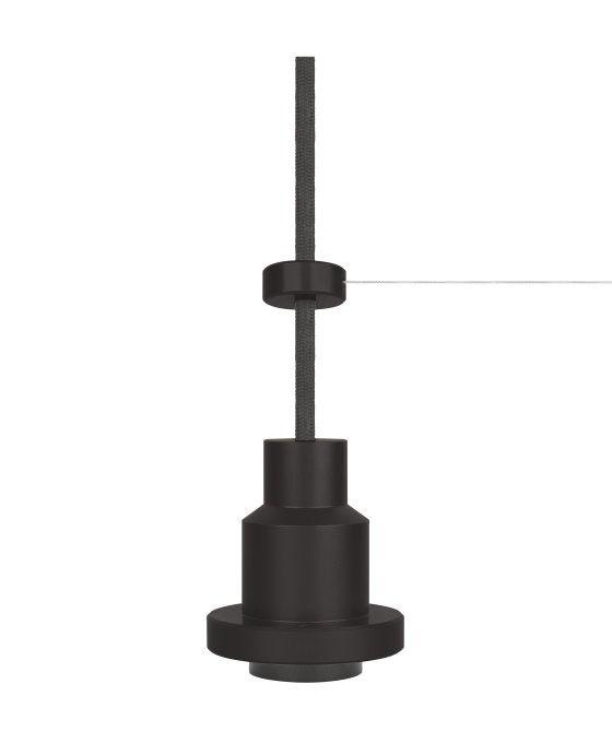 Osram Vintage 1906 Pendulum Pro Schwarz E27