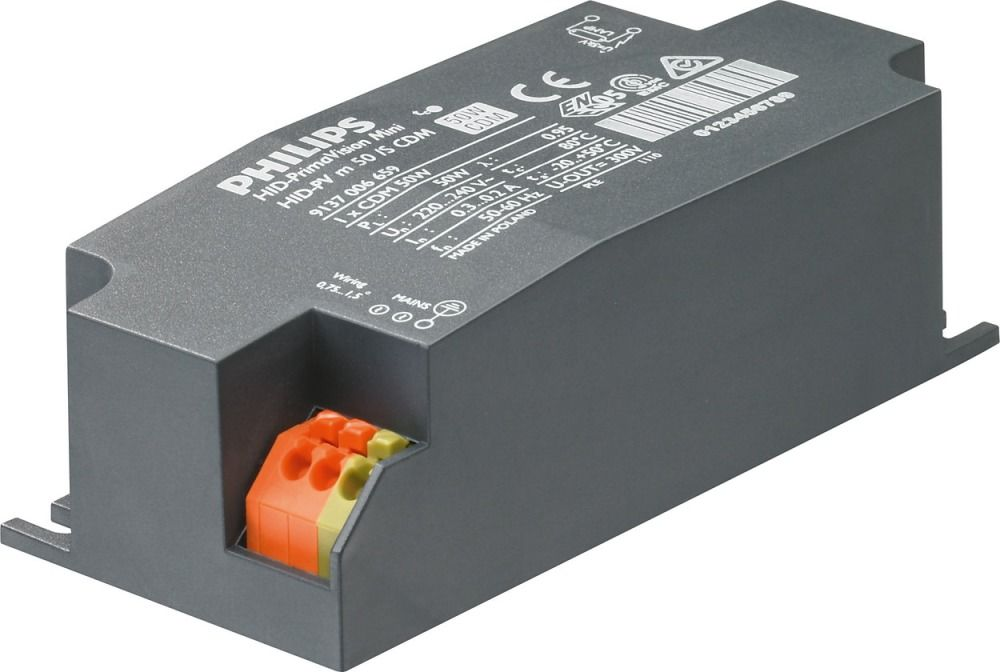 Philips Ballast Electronique HID-PV m 35 /S CDM HPF 220-240V 50/60Hz