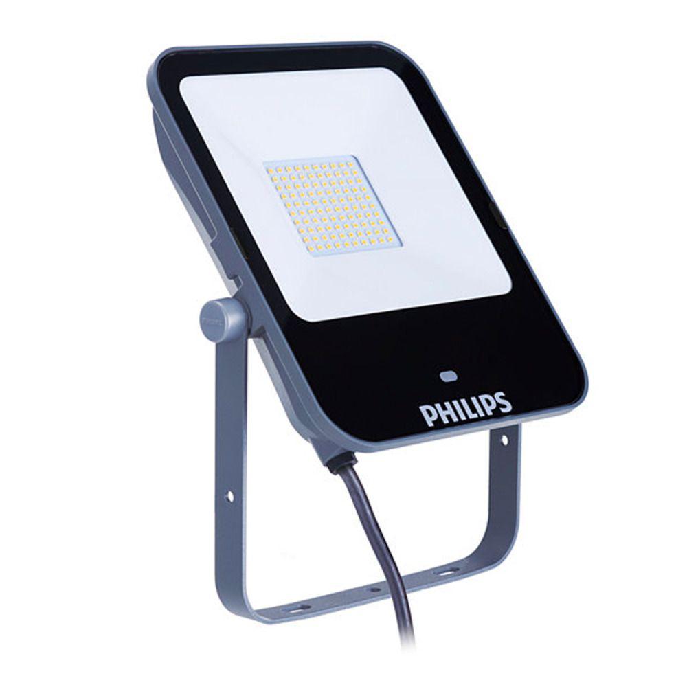 Philips LEDinaire Projecteur LED BVP154 50W 5250lm 840 | Blanc Froid – Sensor – incl. Controle – Symétrique