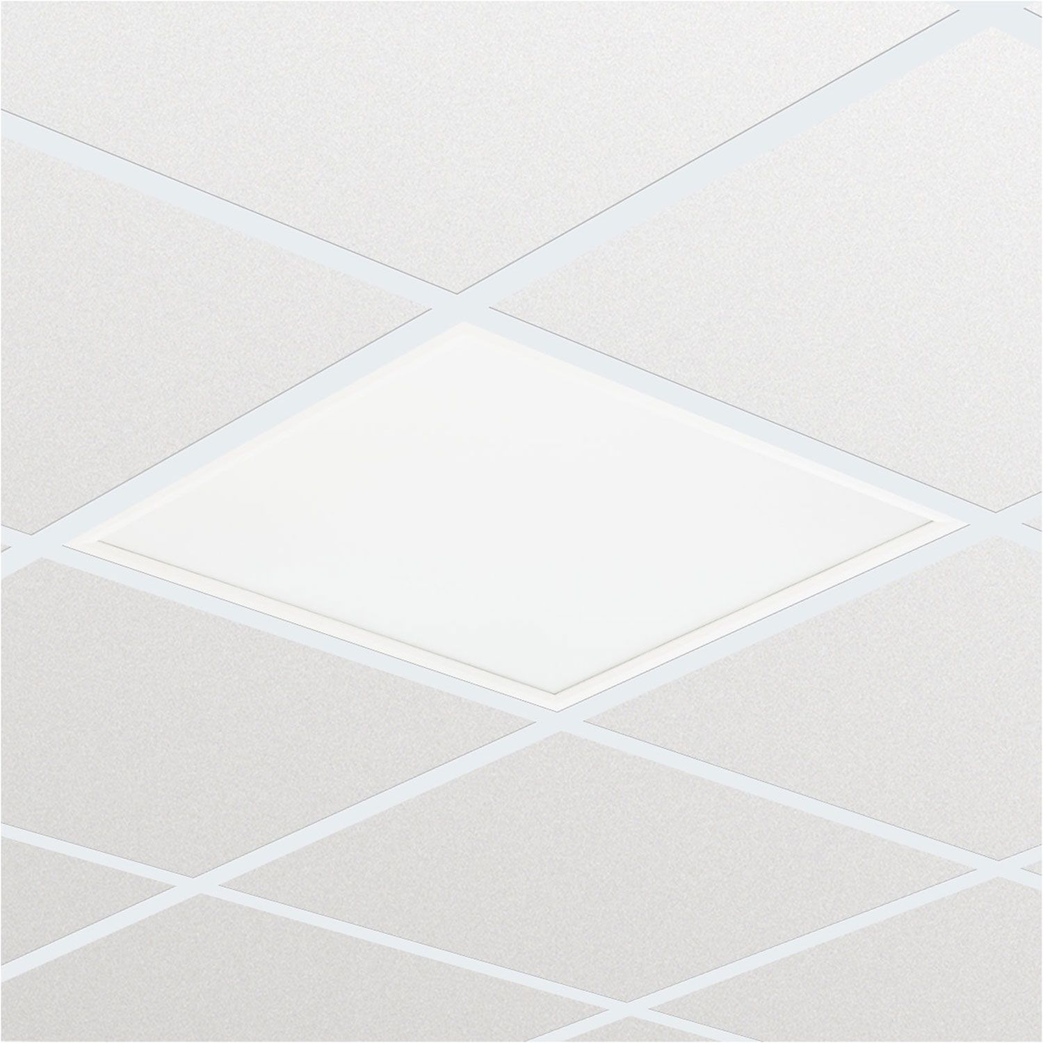Philips LED Panel CoreLine RC132V G4 60x60cm 3000K 3400lm UGR <19 | Dali Dimmable -  Warm White - Replaces 4x18W