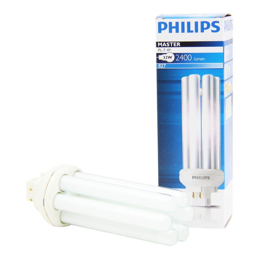 Philips PL-T 32W 827 4P (MASTER) | 2400 Lumen - 4-Pins