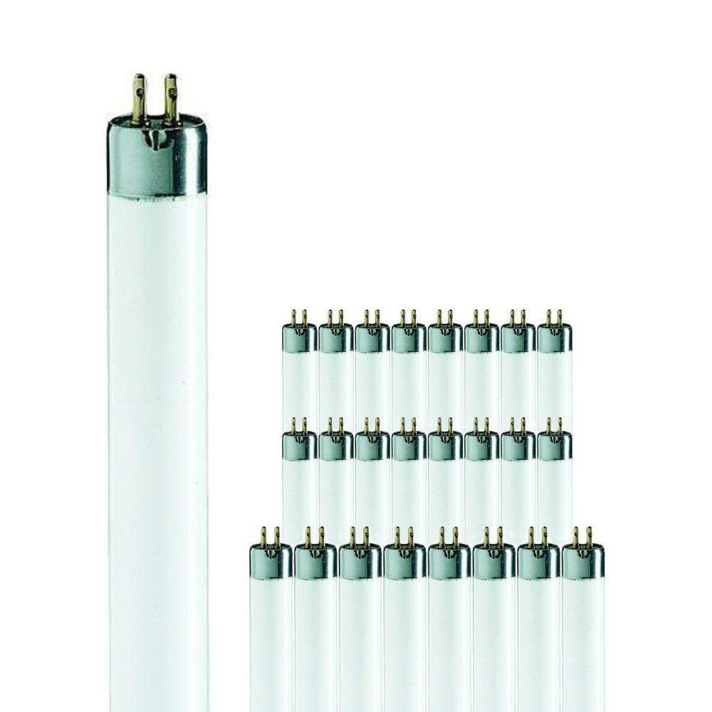 Mehrfachpackung 25x Philips TL Mini 8W 33-640 | 29cm - Kaltweiß