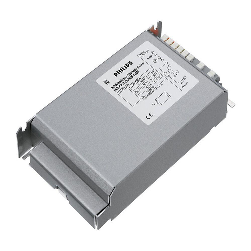 Philips HID-PV C 2x35 /S CDM 220-240V 50/60Hz for 2x35W