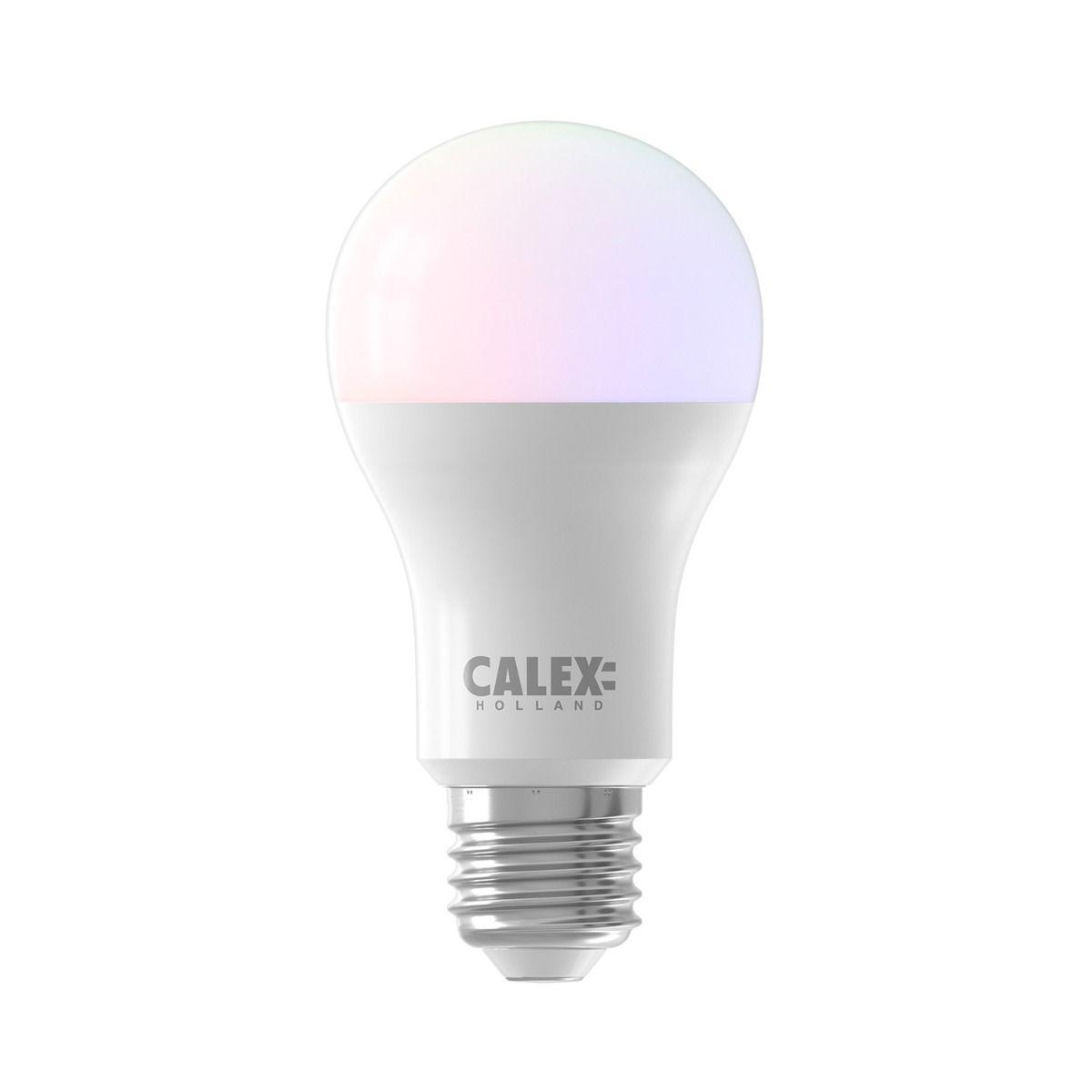 Calex Smart Standard LED Bulb E27 8,5W 806lm 2200-4000K | Tuya Wifi