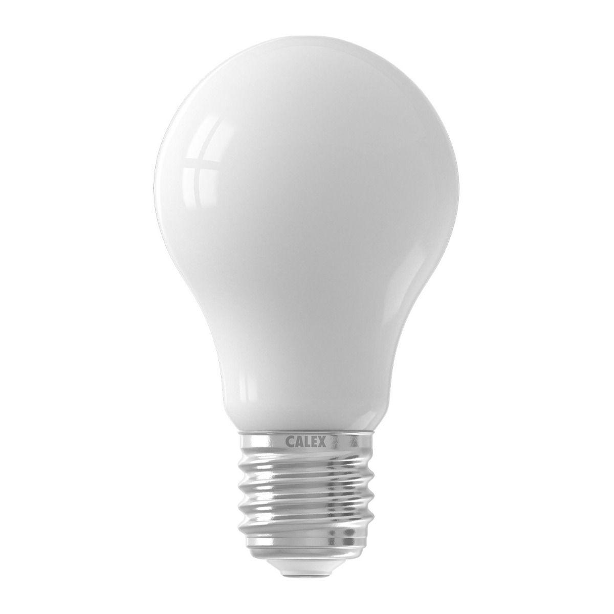Calex Smart Standaard LED Lamp E27 7W 806lm 2200-4000K | Tuya Wifi - Afstembaar Wit