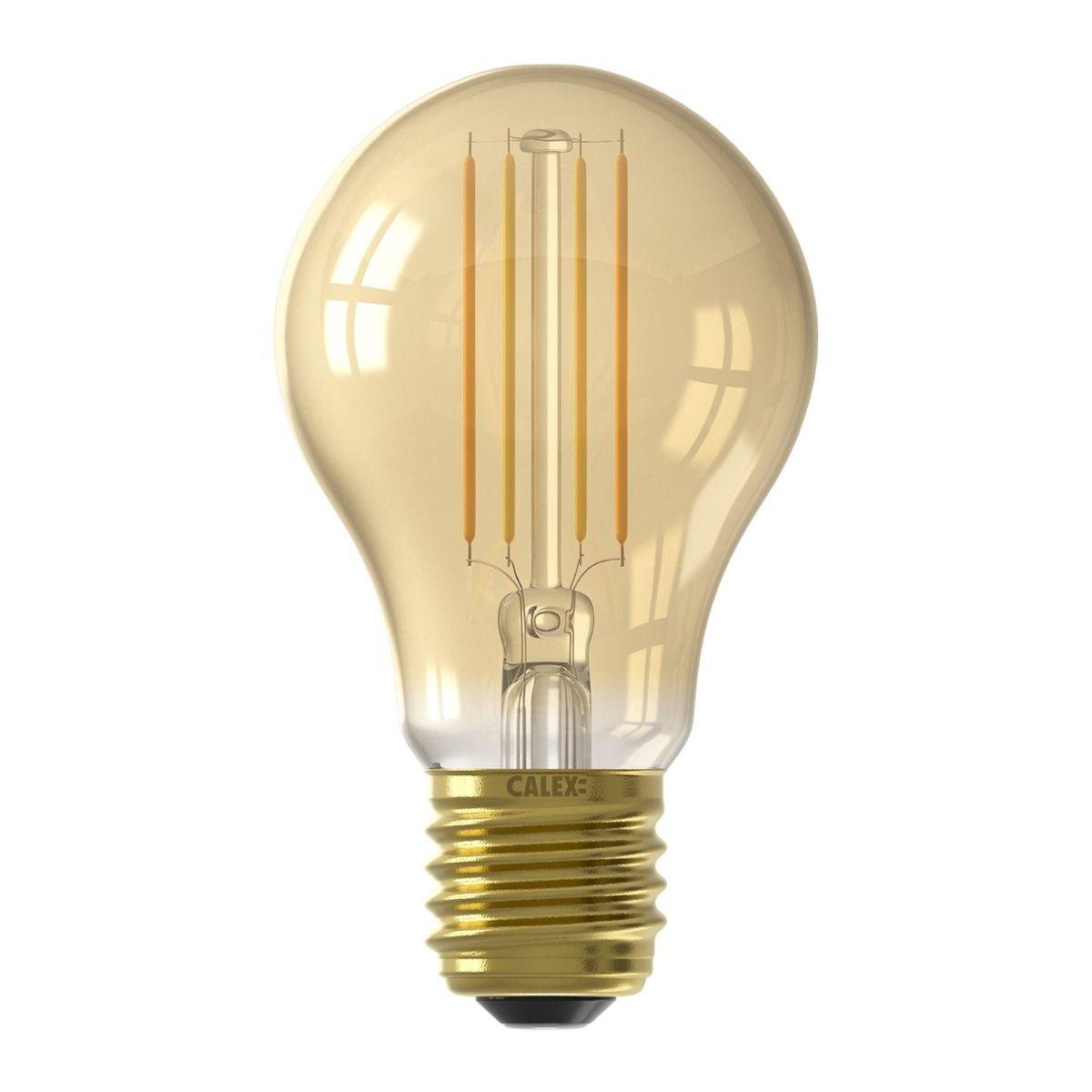 Calex Smart Standard E27 LED Glühbirne 7W 806lm 1800-3000K Fadenlampe | Tuya Wifi