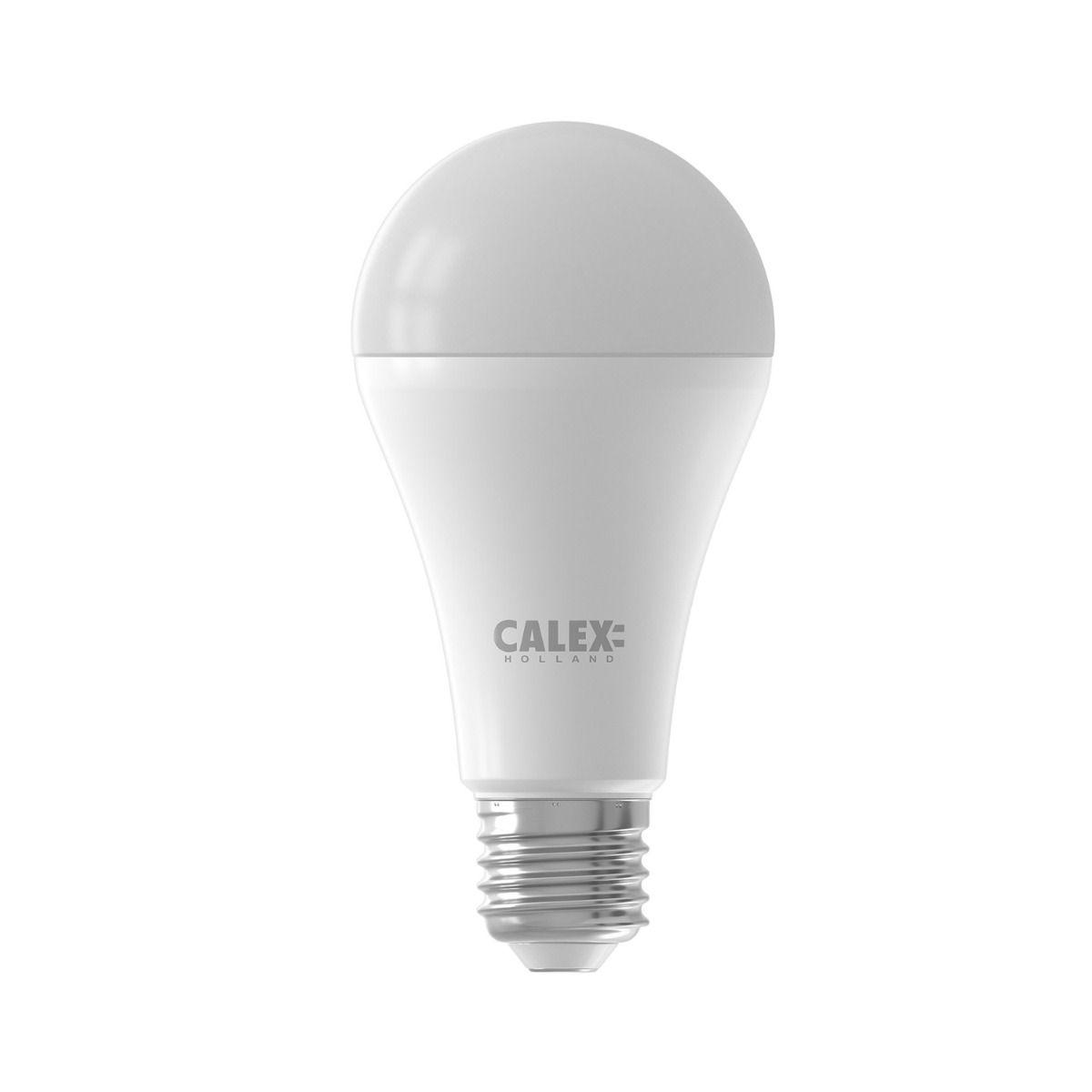 Calex Smart Standaard LED Lamp E27 14W 1400lm 2200-4000K   Tuya Wifi - Afstembaar Wit