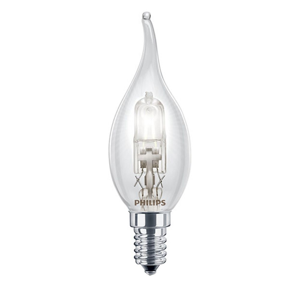 Philips EcoClassic 18W E14 230V BXS35 Clear