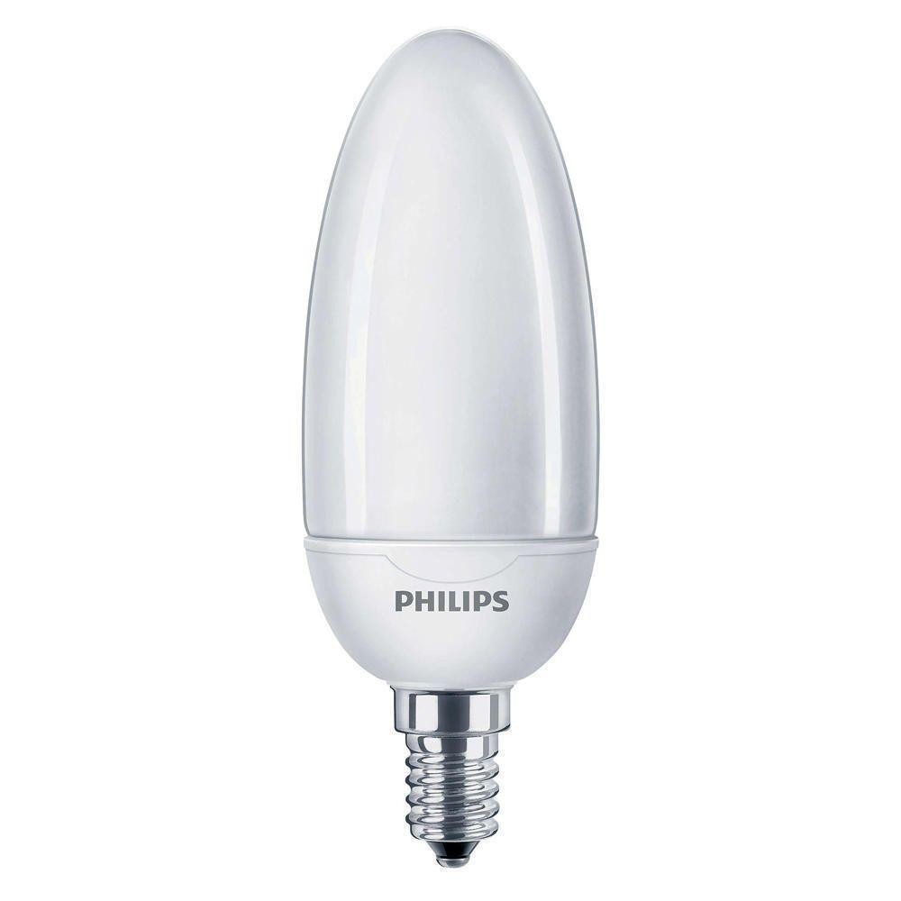 Philips Softone Candle 12W 827 E14 | ekstra varm hvid