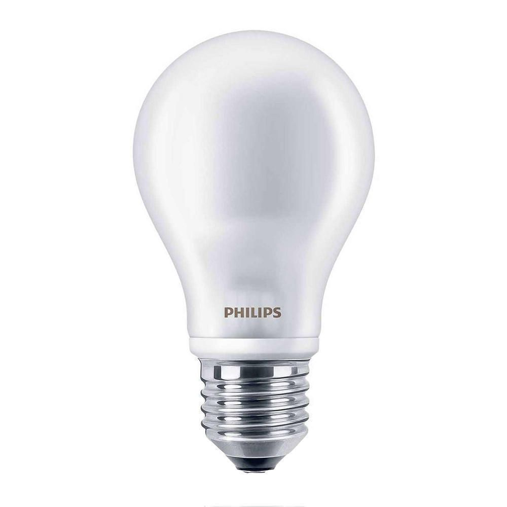 Philips Classic LEDbulb E27 A60 4.5W 827 Matt | Extra Warmweiß - Ersatz für 40W