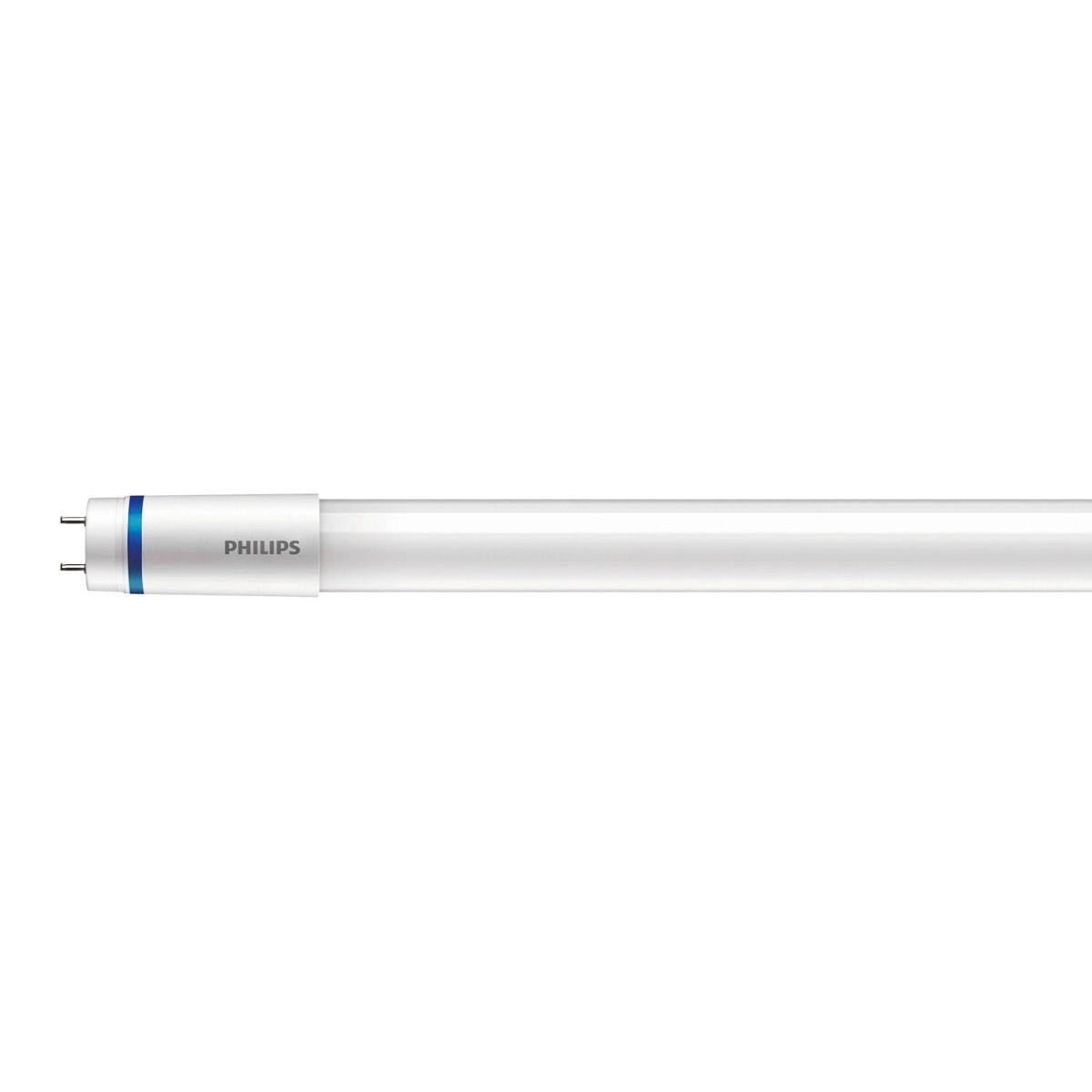 Philips LEDtube InstantFit UO G13 18W 830 120cm (MASTER) | Blanc Chaud - Équivalent 36W