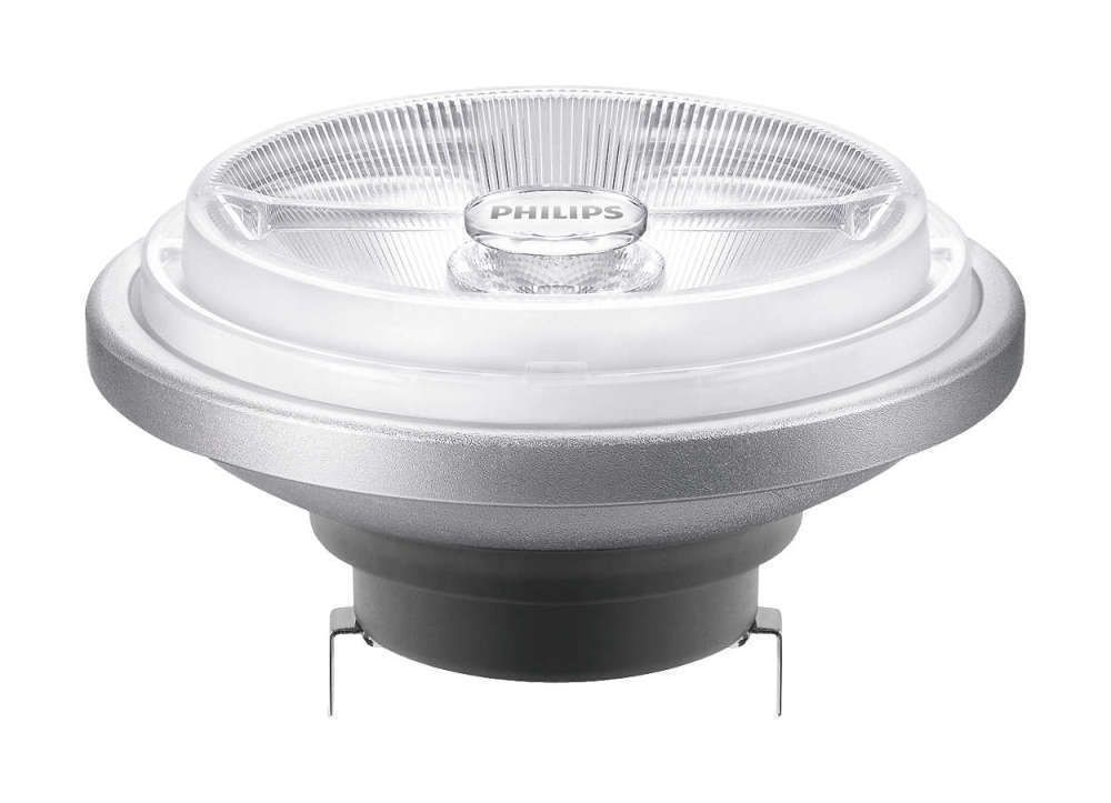 Philips LEDspot LV G53 AR111 12V 11W 930 8D (MASTER) | Warm White - Dimmable - Replaces 50W