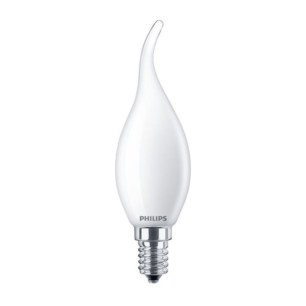 Philips Classic LEDcandle E14 BA35 2.2W 827 Matt | Ersatz für 25W