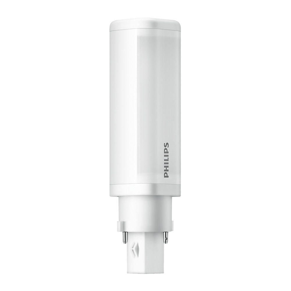 Philips CorePro PL-C LED 4.5W 830 | Warm Wit - 2-Pin - Vervangt 10W & 13W