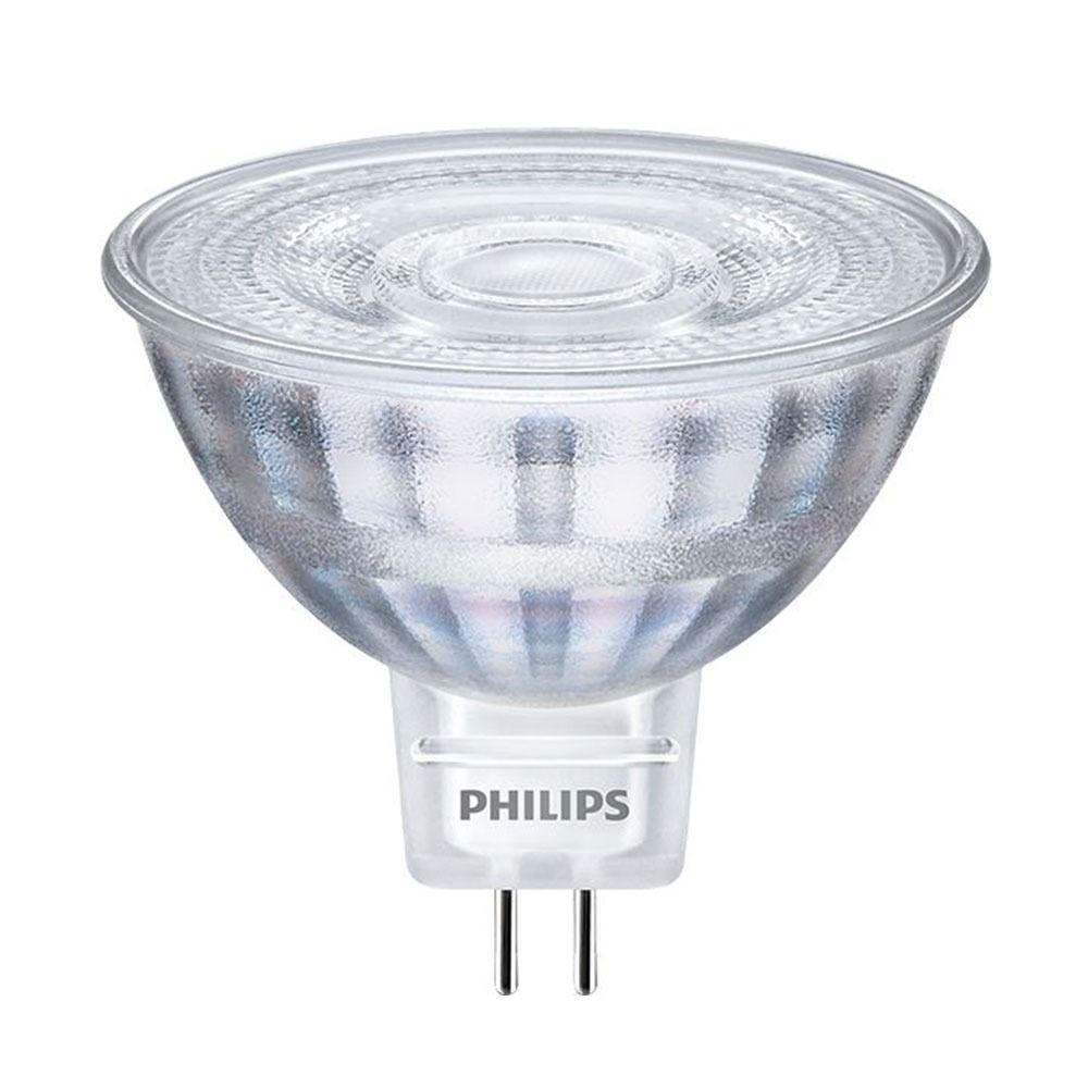 Philips CorePro LEDspot LV GU5.3 MR16 5W 827 36D | Erittäin Lämmin Valkoinen - Korvaa 35W