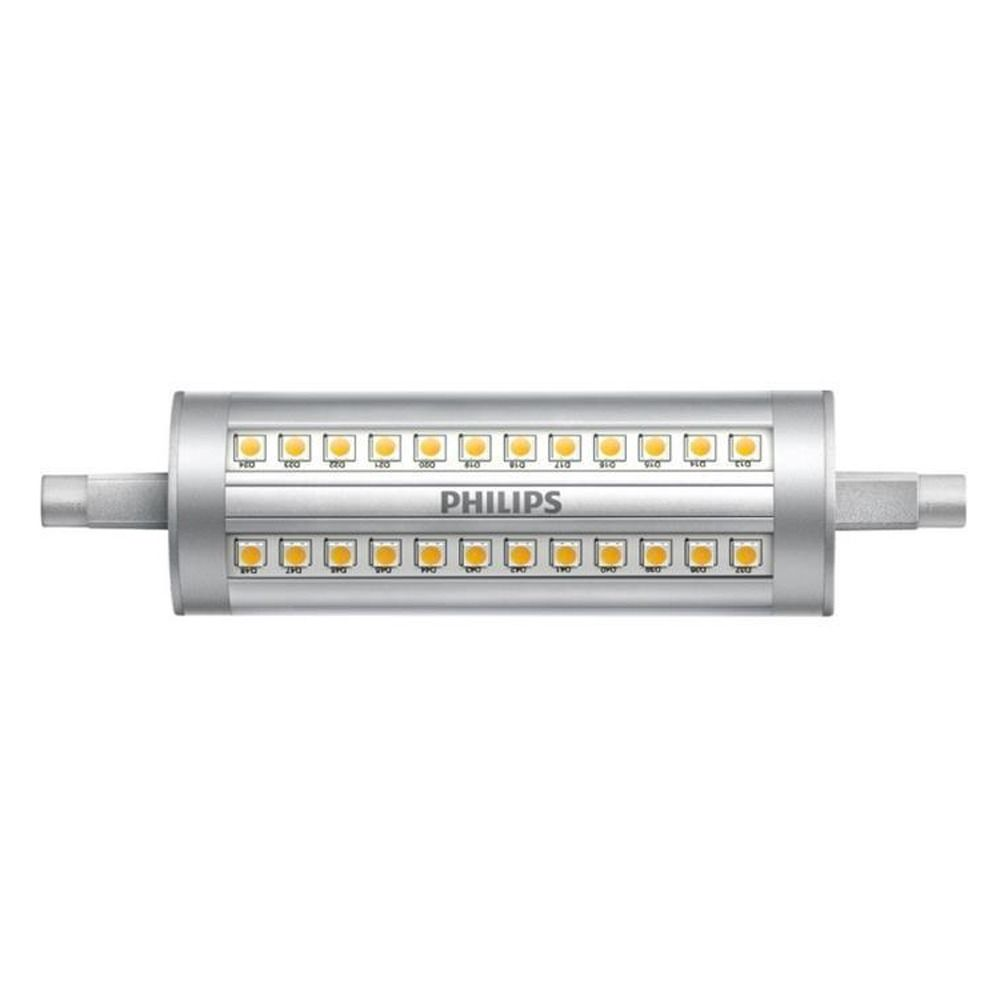 Philips CorePro LEDlinear R7s 14W 840 118mm | Dimbaar - Vervangt 120W