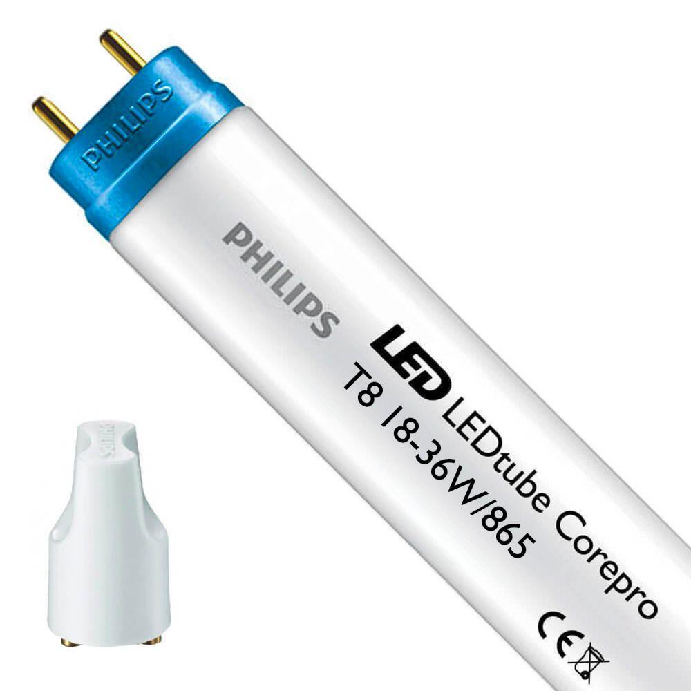 Philips CorePro LEDtube EM/MAINS HO 18W 865 120cm | Replaces 36W