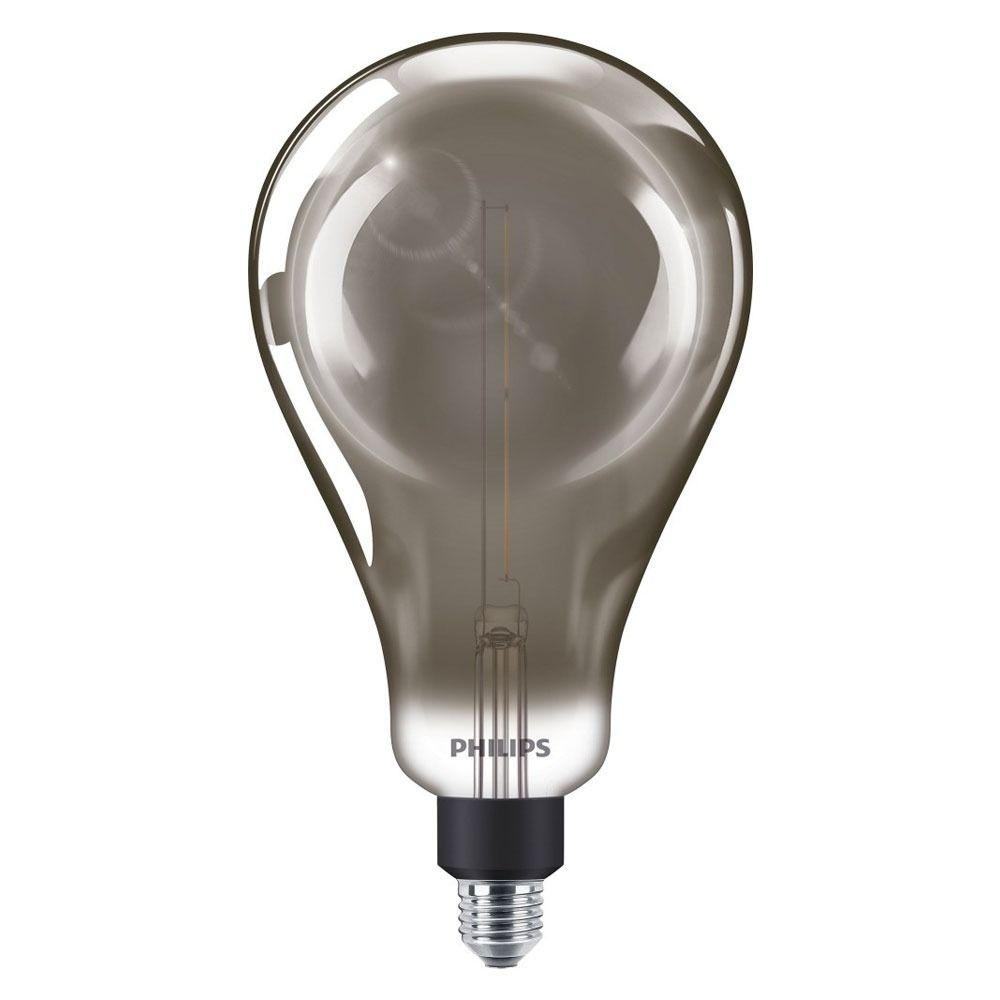 Philips LED Giant E27 A160 6.5W 840 | Kaltweiß - Dimmbar - Ersetzt 40W